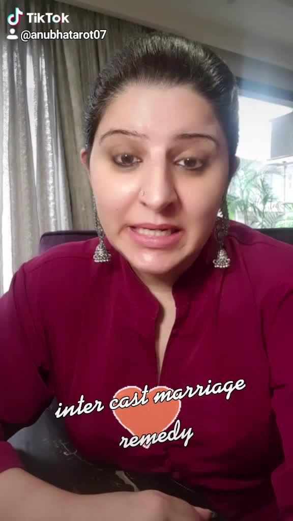 Remedy for early marriage or inter caste marriage #remedy #anubhagupta07  #anubhagupta #astros #happiness #magic #zodiac #palmistry #anubhagupta TikTok