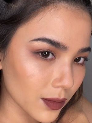 Rate this look on me ❤️ #makeup #tutorials