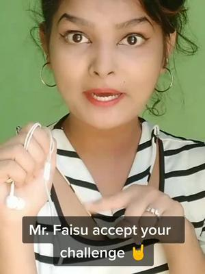 Mr faisu ji I accept your challenge 📢#foryoupage #myvoice #tiktokindia #fastlipsing @tiktok_india @mr_faisu_07 of tiktok mr faisu