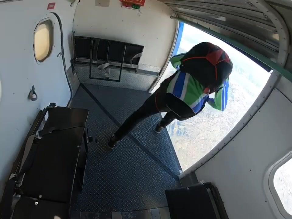 Time to go#skydive #skychange tiktok