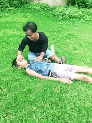 mera bhai😭#funny #teamnazer #tiktok_indian #foryoupage #tranding #viralvideo #duet TikTok