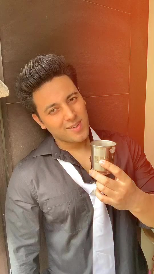 Let's Have A Cup or Tea ☕️❤️, #Chai #Love #Shayari #TikTokIndia ☺️ TikTok