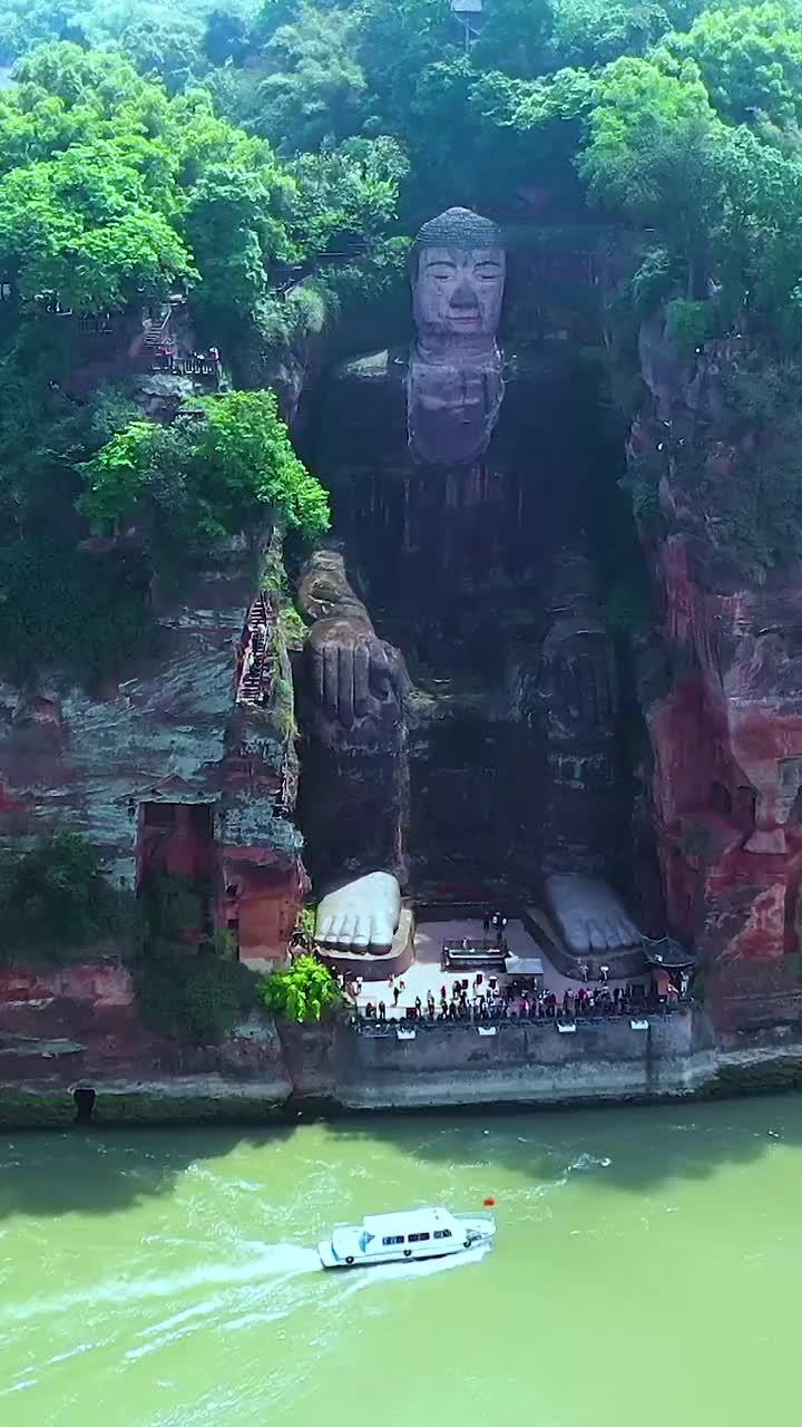 Big Buddha #learnontiktok #view#sramart#buddha tiktok