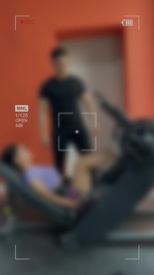 Em nghĩ em có thể thoát khỏi thầy sao 😌 #Gym #workout #leg tiktok