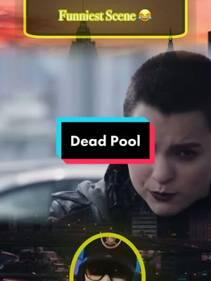 Deadpool 😂 #movies #tvshows #fyp #xyzbca