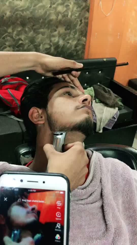 #haircut #foruyou #mark #onemillionaudition #hair #cute #BigBillionStar #foru #sameerfam #markfam #sameer_mark69 #tiktok #lol #beinghuman #blopper #b