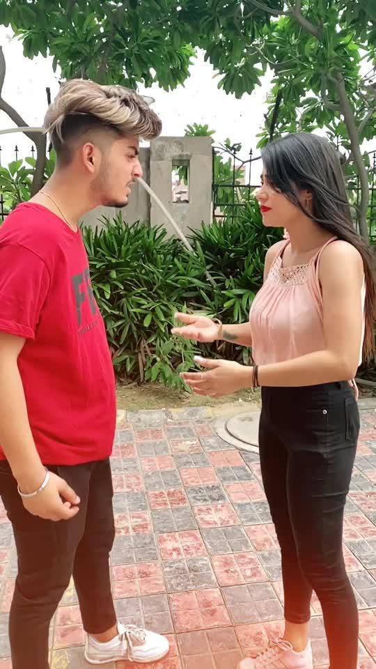 kya yahi ishq hai? #shubhsmriti #foryou #couplegoals #teamly_ #trending #fyp @rajputsmriti12 ❤️ TikTok