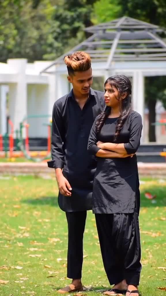 🙈#duetwithdinu #1million #trending #dineshprerna #bestcouple #cutedinu @prernaverma121 TikTok