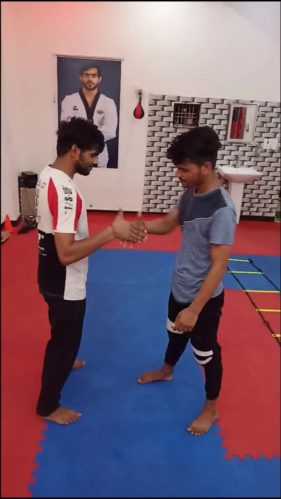 #anujtkd #self #defense #foryoupage #sharethecare #respectwomen #tiktok_india #foryou #taekwondo #talentedramjyavan #sad TikTok