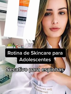 #dermatologia #dermatologista #dracarolineaguiar #espinhas #acne