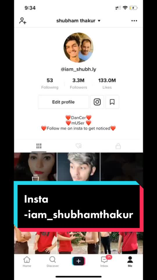 So guys officially tiktok is banned in india 🙂❤️ so thankyou for your love and support ❤️ if you wanna connected with me so plz follow on instagram❤️ TikTok