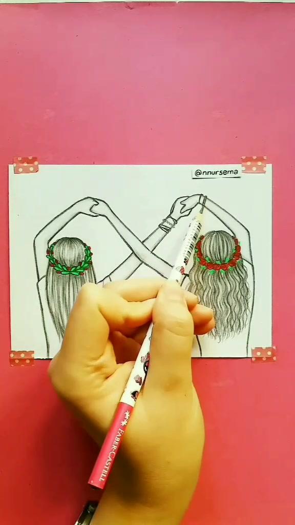 Tag your BFF 💖 En iyi arkadaşını etiketle.💕 #nnursema #bff #bestfriend #bestfriend #friend #friends #forever