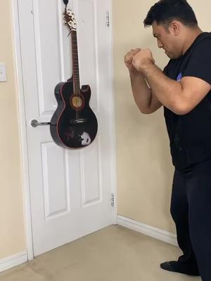 The guitar had it coming 😤😤