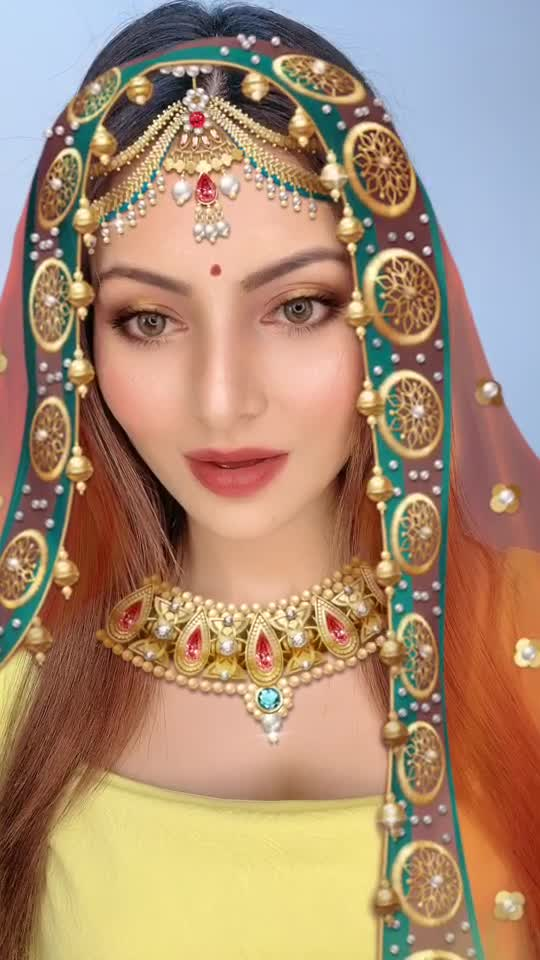 #desibride #Love #UrvashiRautela #tiktok #tiktok_india #fyp #foryoupage #duetwithme #duetwithurvashi TikTok