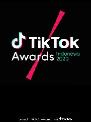 TikTok Awards Indonesia 2020 🏆 Ayo vote sekarang!! #TikTokAwardsID2020 #SamaSamaMenang tiktok