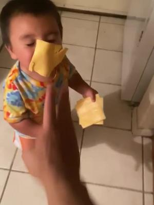 Sorry dude 🧀😂 #uncorked #kid #baby #cute #cheese TikTok
