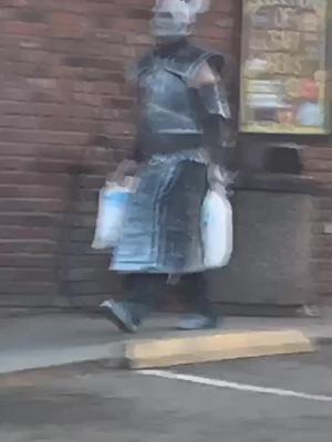 Looks like he ran out of ice TikTok
