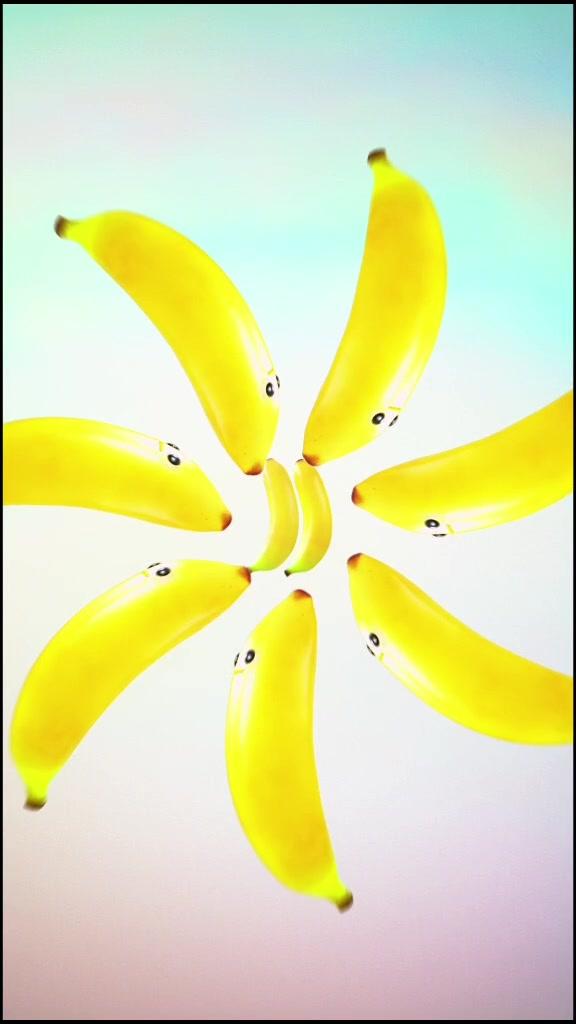 banana madness #foryou #foryourpage #animation #ennieyoyki #banana