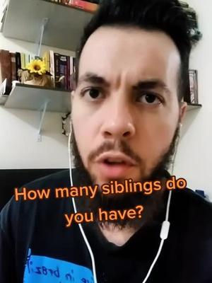 Irmão e irmã em inglês podem não ser brother and sister #dicasdeingles #englishtips #ingles #edutok