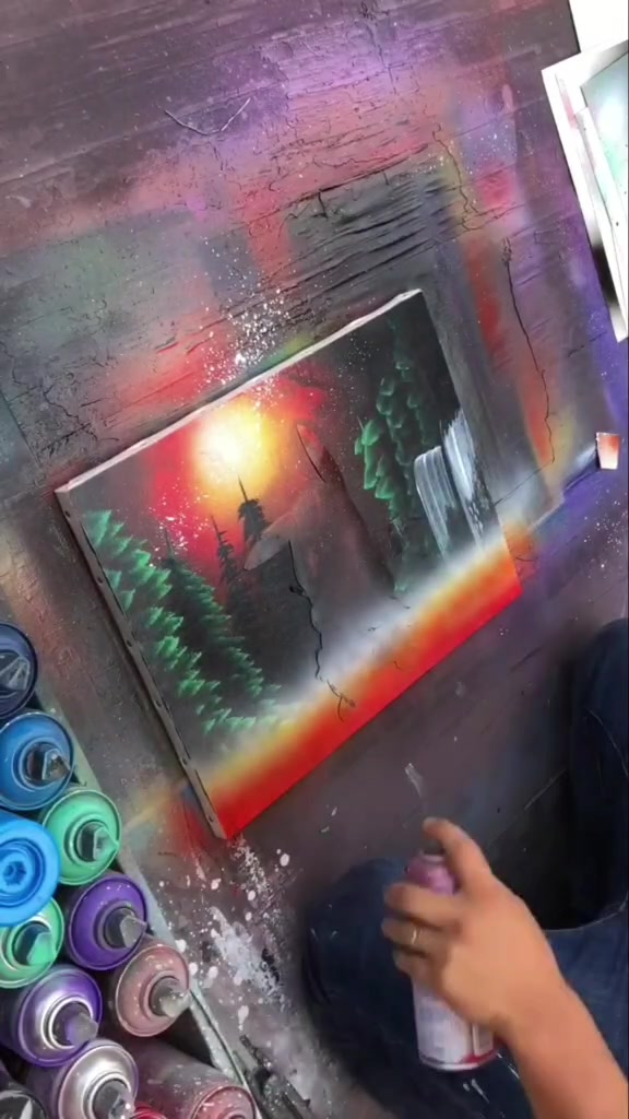 Suis moi sur insta: benjaminmrt33 👌 #mrtsteetart #peinture #graf #art #streetart #spray #sprayart #abonnetoi #foruyou tiktok