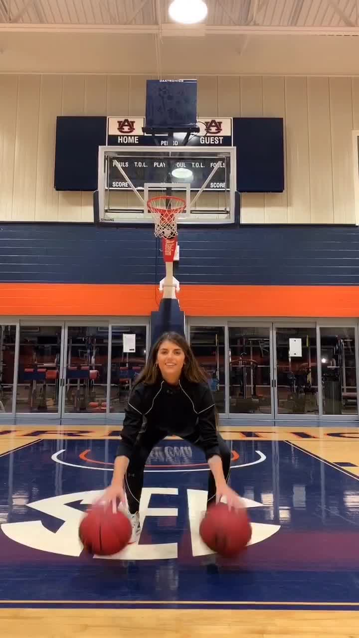 Yes I play like a girl. Need a lesson? @underarmour #ShowUpShowOff #underarmour #basketball #ad tiktok