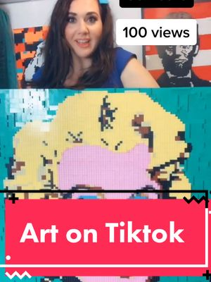 pretty much sums up art on tiktok #fyp #art #apart #architecture #lego