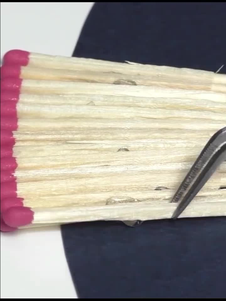 FIRE MATCH BALL Pt1. FOLLOW ME FOR Pt2 @nenomkb #pt1 #experiment #matchstick #matches #fyp #foryou #xyzbca #viral tiktok