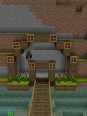 #minecraft tiktok