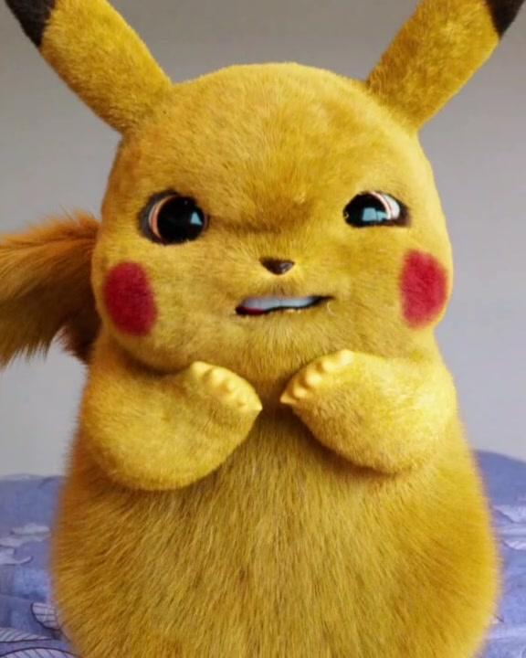 I didn't mean it #pikachu #cute #kream of shaynine tiktok