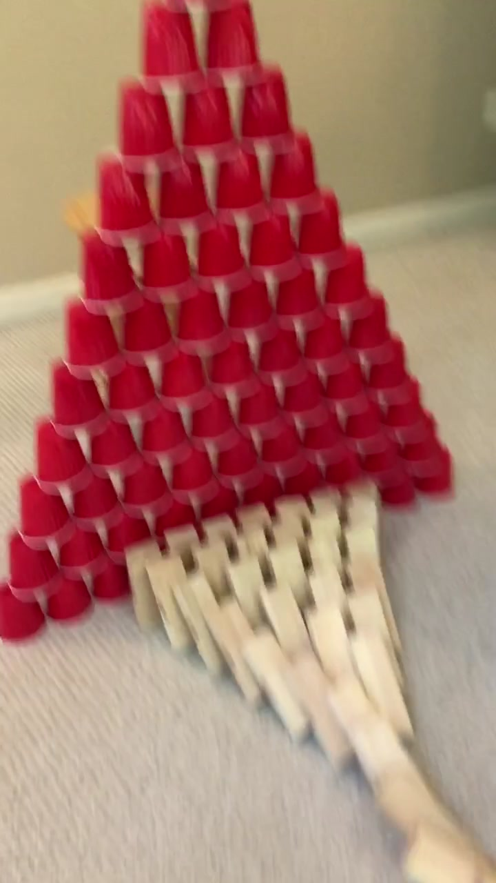 #trickshot #pingpong #rubegoldberg #quarantine #boredinthehouse #fyp #espn #foryoupage tiktok