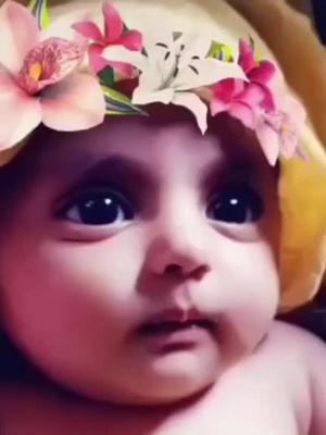 #tiktokindia #foruyou #babygirl #bankura_0001   so cute bby