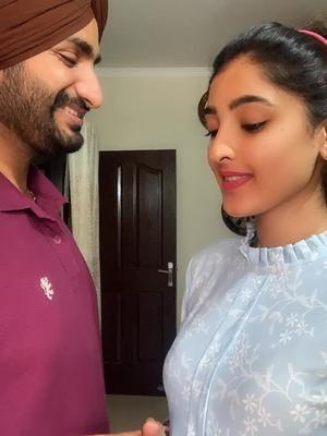 Tag someone special ❤️#mr_bajwa_mrs_bajwa #lovebirds #sharethecare @i_mjazzbajwa TikTok