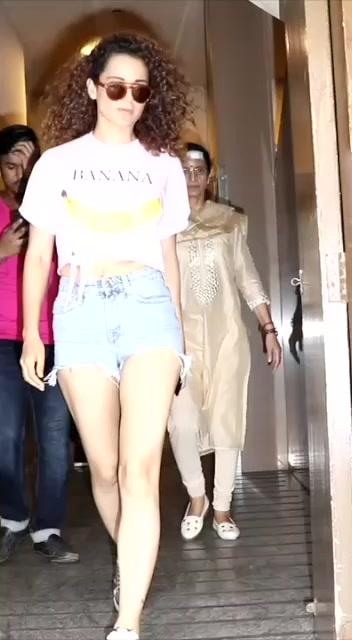 Bollywoodactor Queen Kangana. #kanganaranaut #instantbollywood TikTok