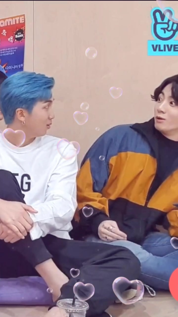 Love so Sweet🐨♥️🐰#추천 #namjoon #jungkook #방탄소년단 #bts tiktok
