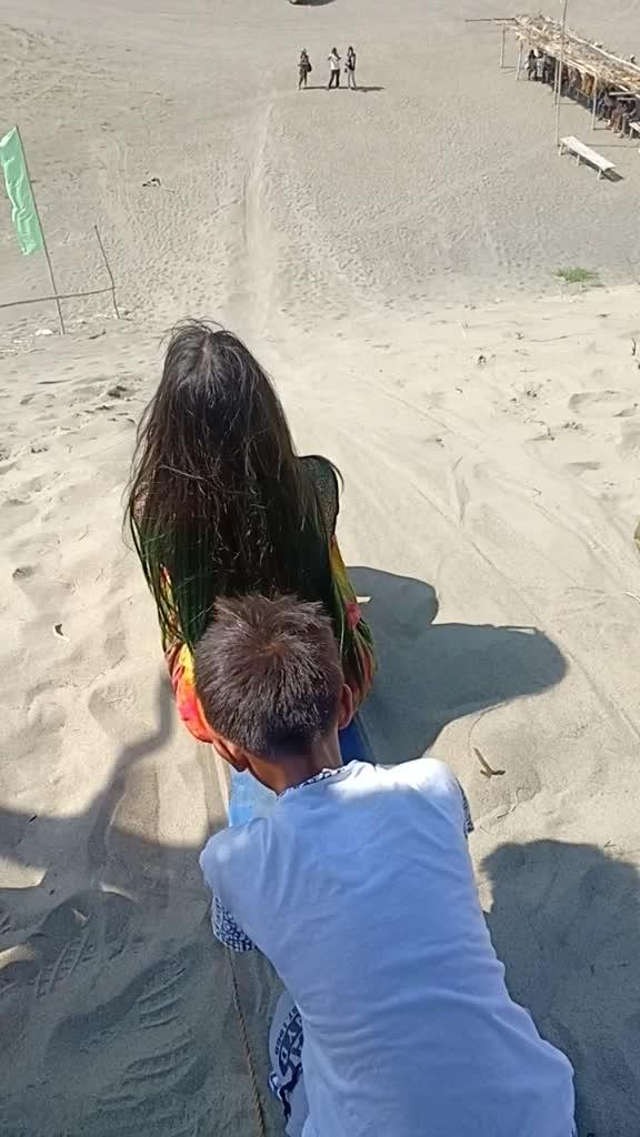 ILOCOS DAY 🖤 #sandboarding #ilocosnorte #happylife of tok video
