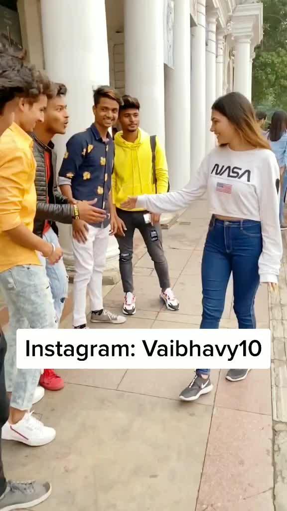 Instagram par ajao jaldi se shyd ye last video hai meri Tiktok par ( Instagram: Vaibhavy10) ❤️🥺  Replying everyone so jaldi se insta pr aao TikTok