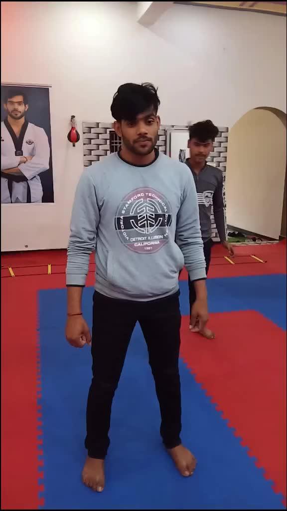 #anujtkd #self #defense #talentedramjyavan #foryou #tiktok_india #taekwondo #tiktok_india #respectwomen #foryoupage TikTok