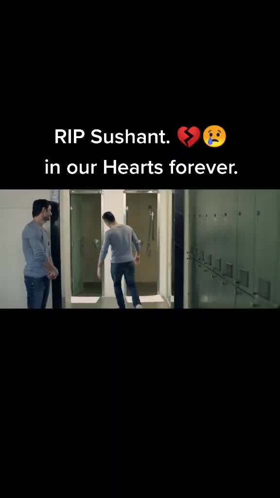 #RIPSushant #SushantSinghRajput 😢💔 of most popular songs on tik tok