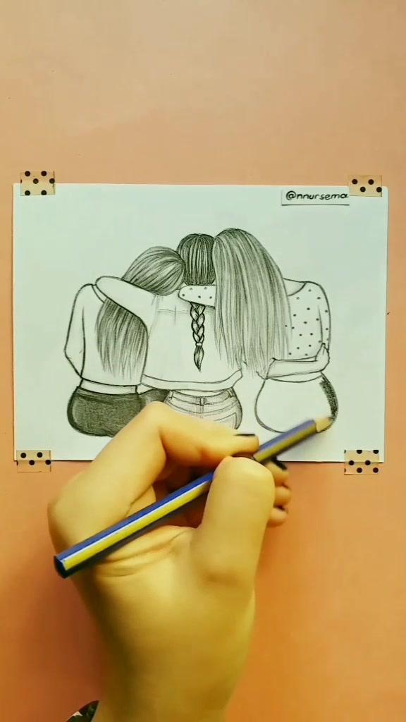 Tag your friends you miss 😣💕 Özlediğin arkadaşlarını etiketle 💓 #nnursema #bff #bestfriend #friends #bestfriends #friendship tiktok