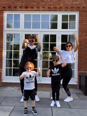 Boys putting us to shame... as per! 😎All clothes available at @veryuk #ootd #family #foryou