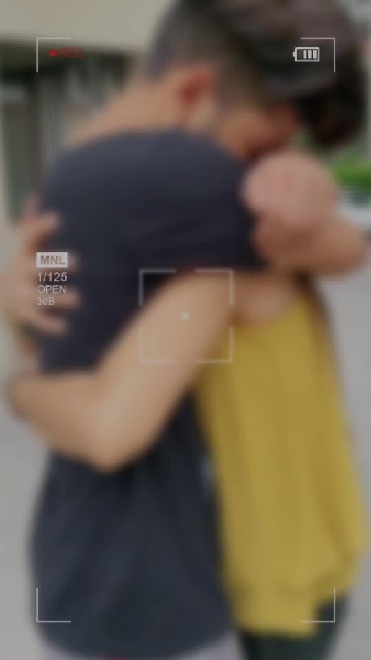 kitna sukoon h is hug m❤️🌍@rajputsmriti12 #shubhsmriti #foryou #teamly_ #fyp #couplegoals #teamly_ TikTok