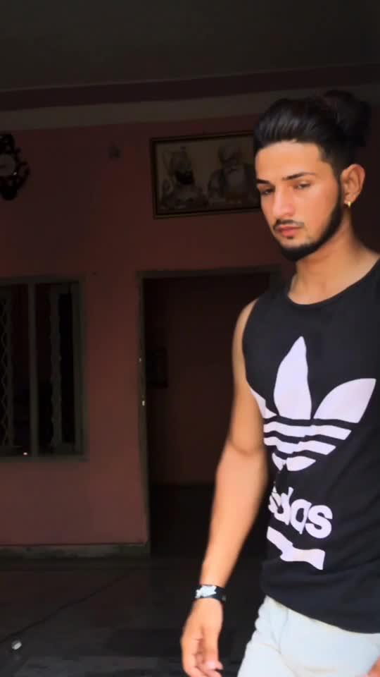 Tera bina lgda nahi G mera😕😕🤘🏻😉#simerbhatia #hindi #punjabi #cute #hairstyle #pindlife @tiktok_india TikTok