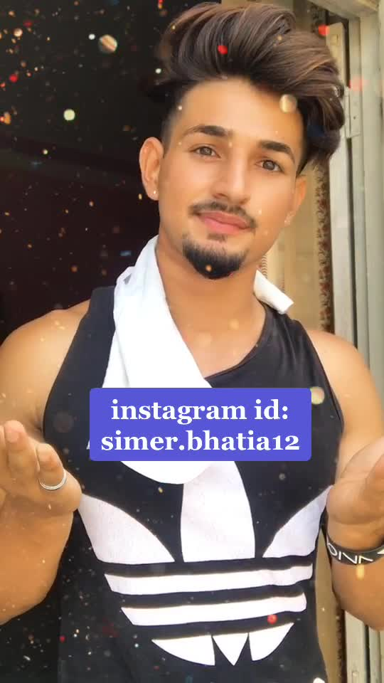 Instagram per aa jana app sbb ☺️☺️ bie bie love u all 😍😍😍🥰😘😘😘#simerbhatia #punjabi #hindi #cute #pindlife #hairstyle #sad @tiktok_india TikTok